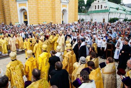 У святій ході - на честь Хрещення Русі