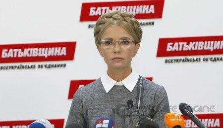 Юлія Тимошенко очолює президентський рейтинг
